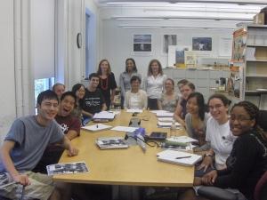 September 2010 visit to Princeton