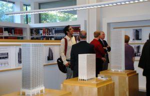 Fazlur Khan exhibition at Princeton