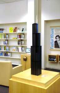 Fazlur Khan exhibition at Princeton University