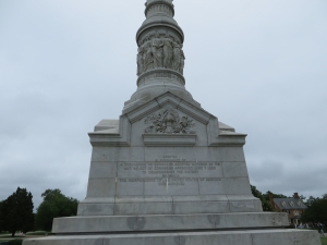 Monument to the Alliance and Victory, Yorktown